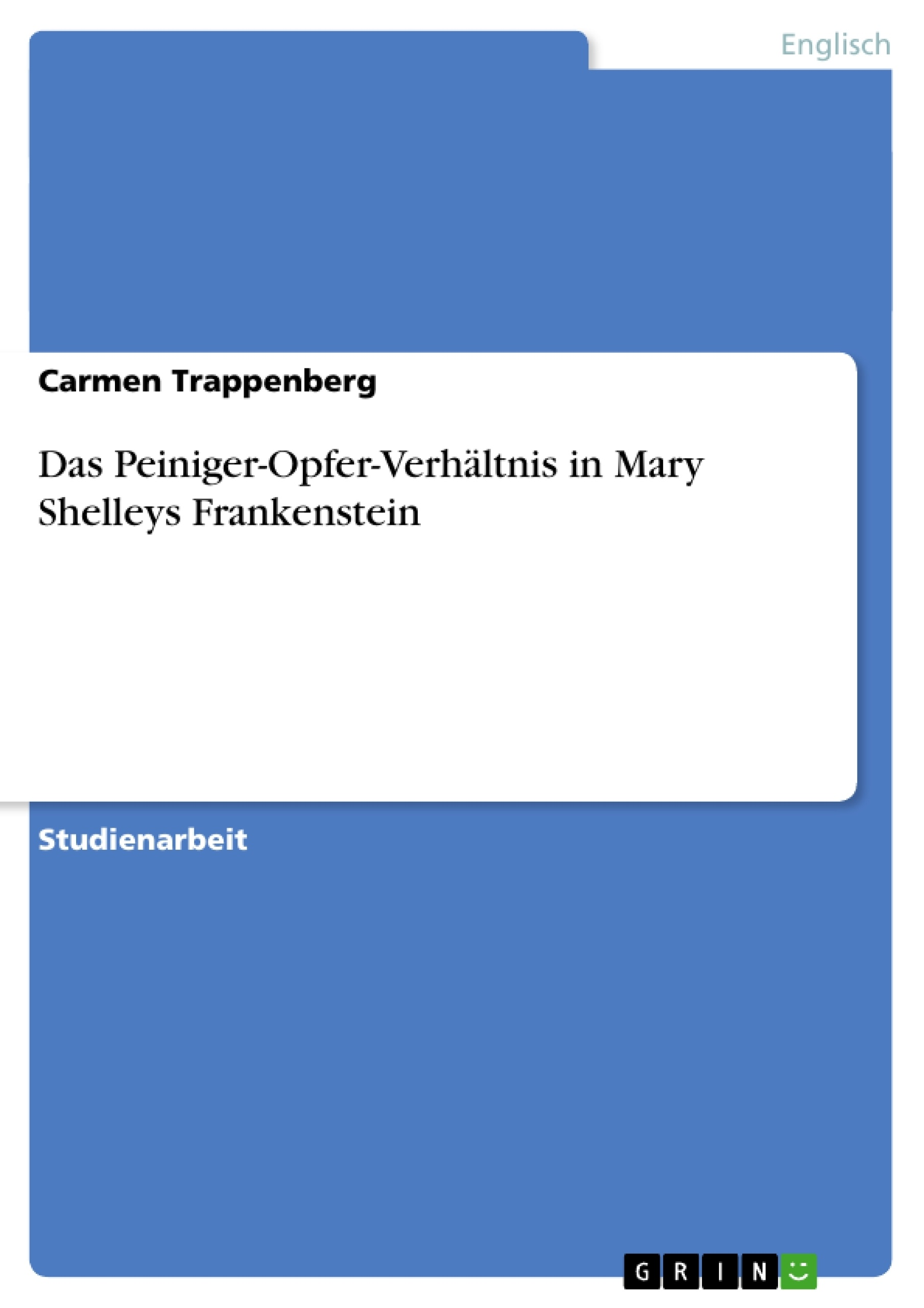 frankenstein doppelgnger essay Download essay now doubling in frankenstein mary shelley's frankenstein or, the modern prometheus is a cautionary tale of the dangers of taking the power of life and death into one's.