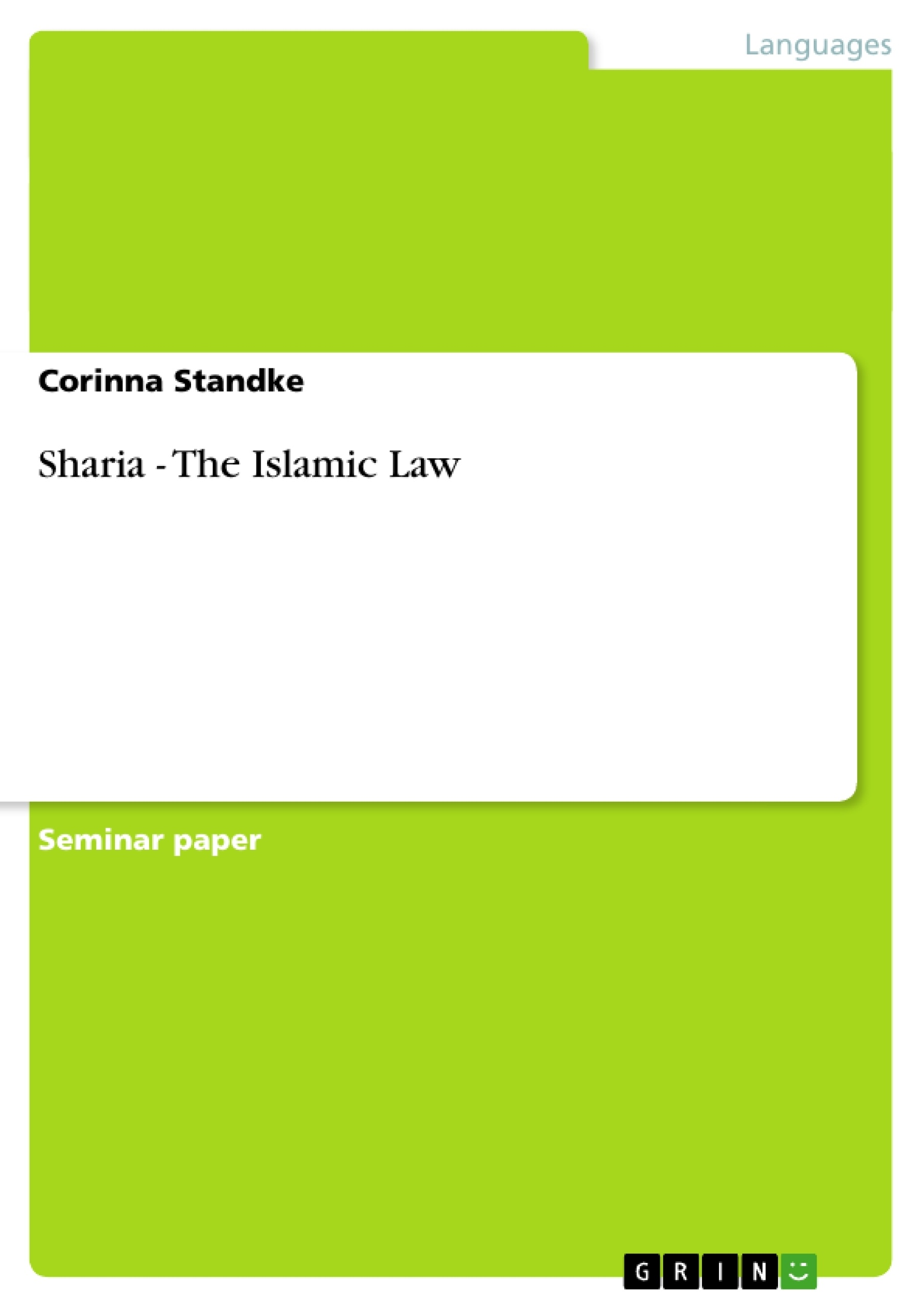 sharia the islamic law publish your master s thesis sharia the islamic law publish your master s thesis bachelor s thesis essay or term paper