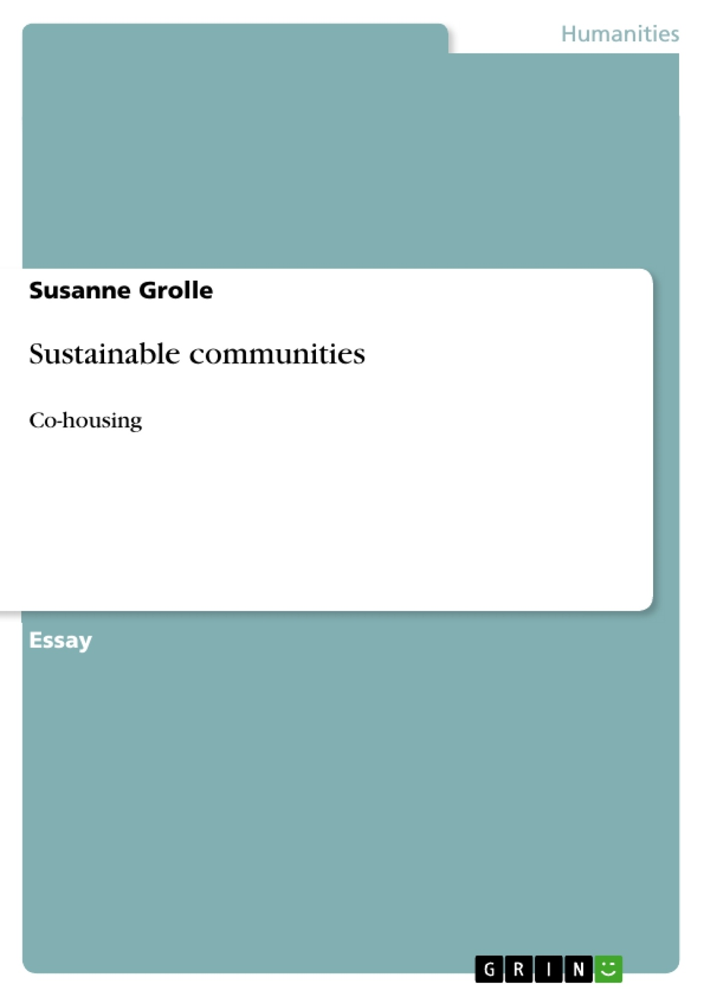 sustainable marketing research papers Sustainable marketing is an aspect of the larger field of sustainable community development, a field that is defined by the brundtland commission of the world commission as: development that meets.