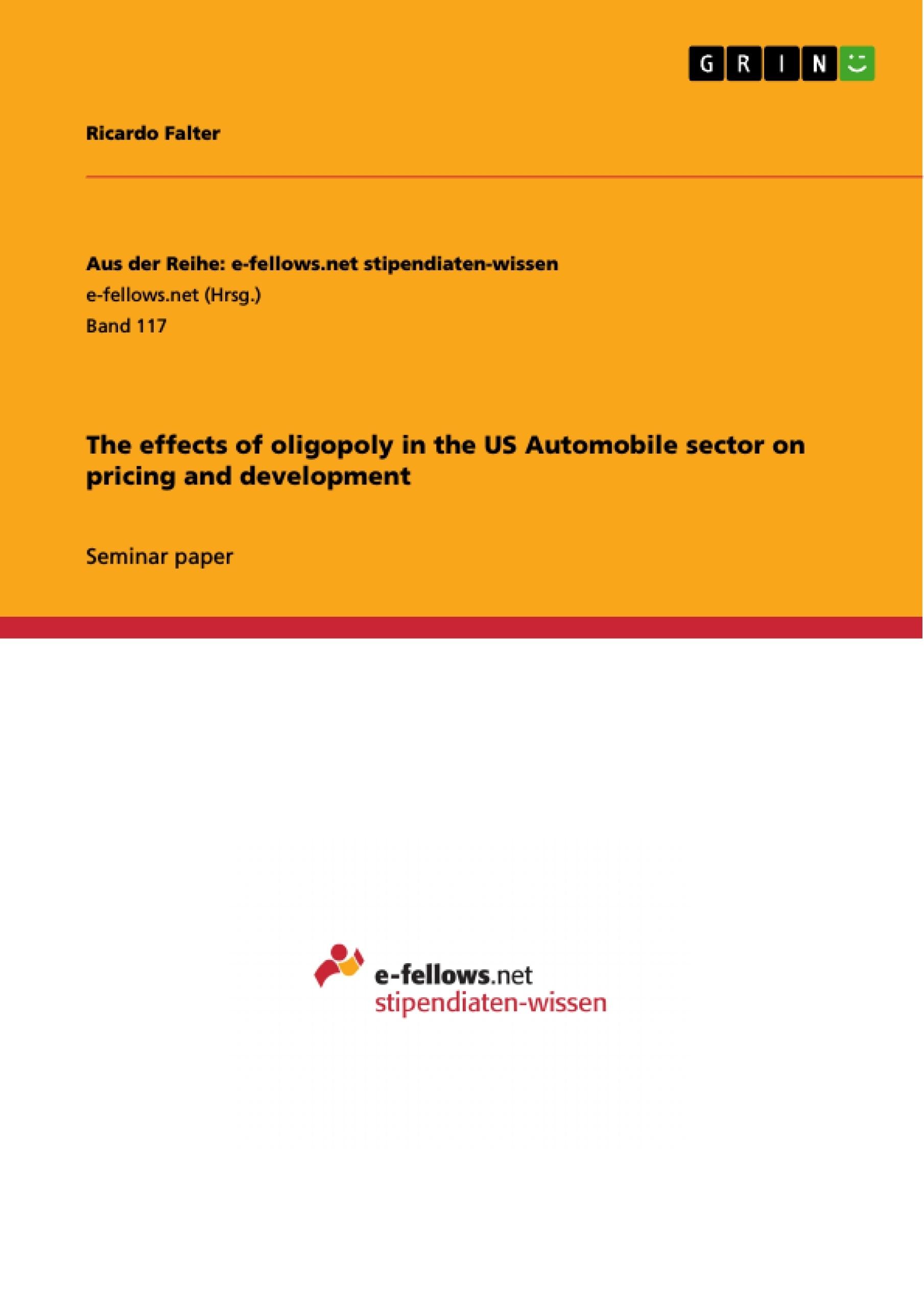 Coca cola oligopoly essays - Binaural interaction model thesis
