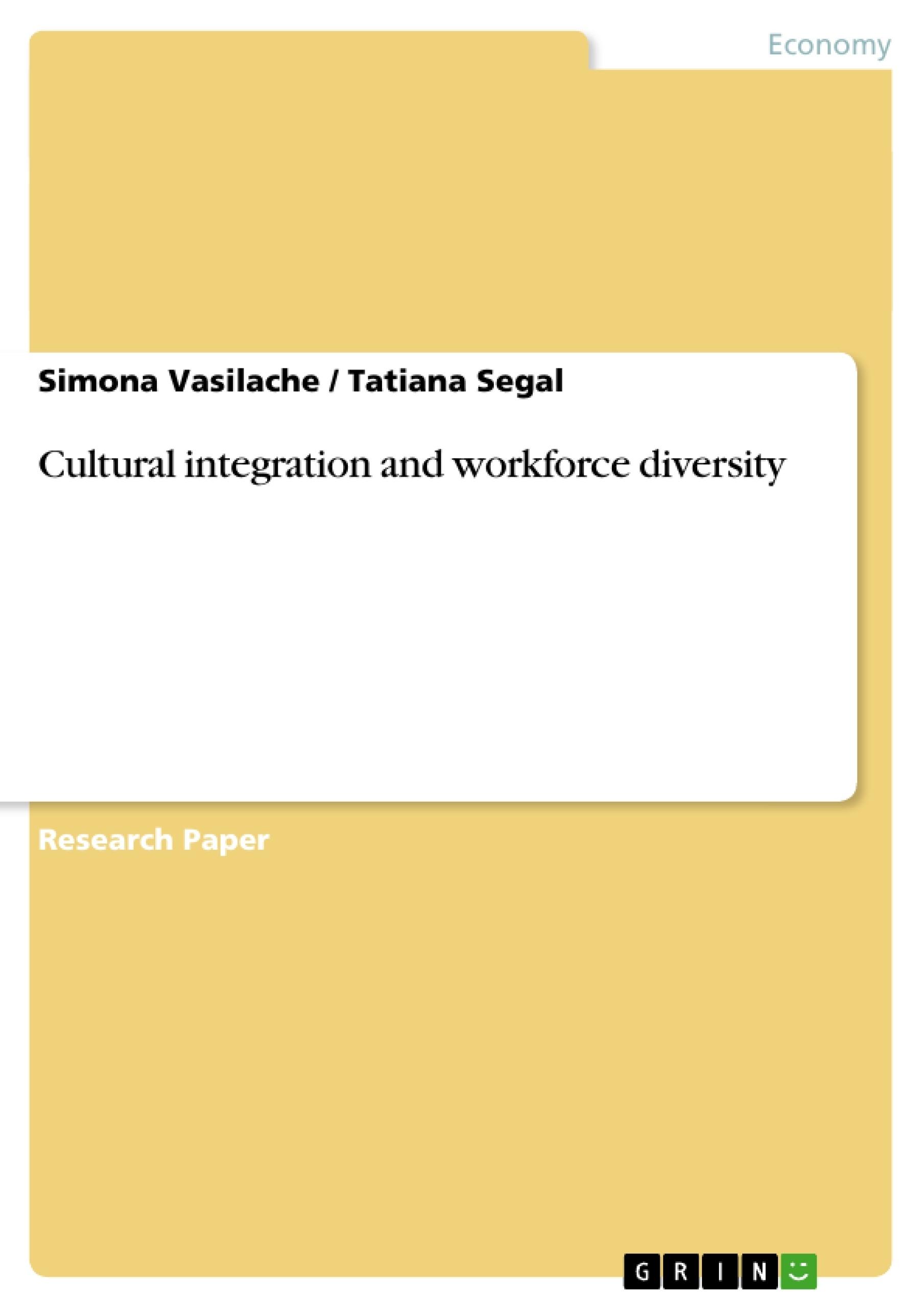 term paper on workforce diversity
