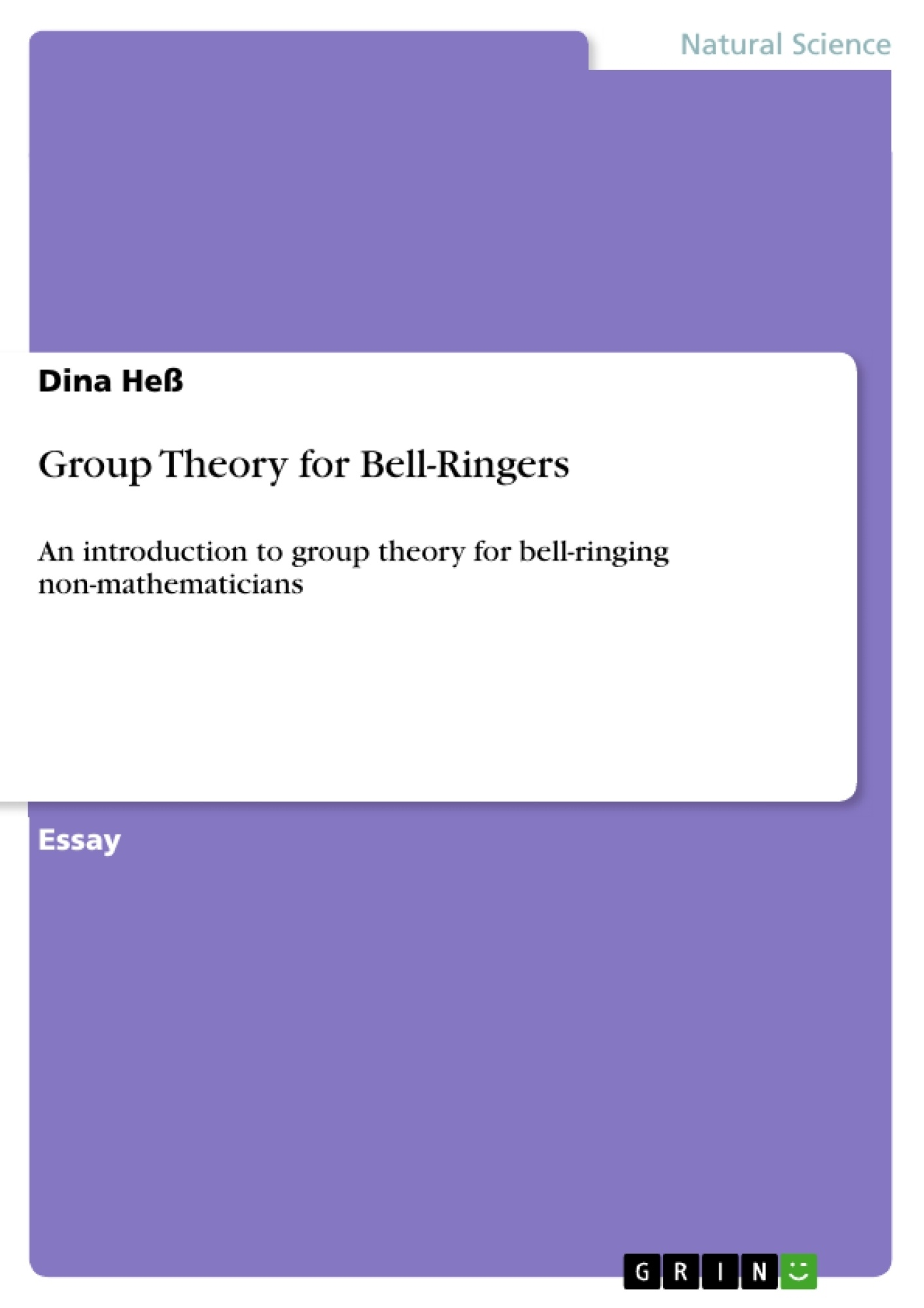 group theory for bell ringers publish your master s thesis group theory for bell ringers publish your master s thesis bachelor s thesis essay or term paper