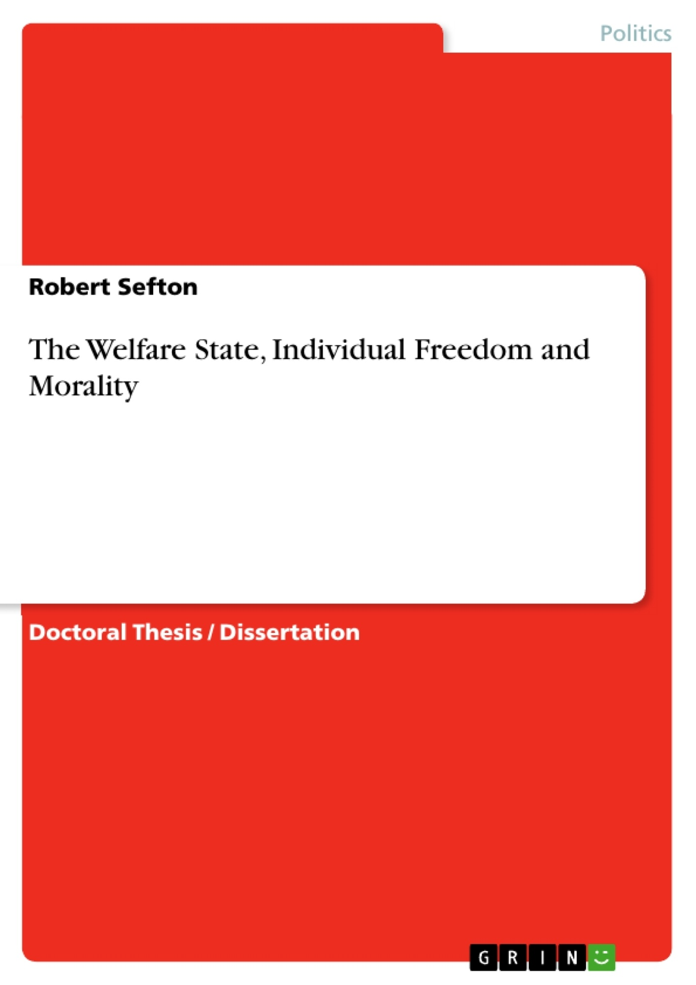 changes to two welfare systems essay An excerpt from moral politics: words are defined relative to a conceptual system those lesser priorities drastically change the effect of those principles.