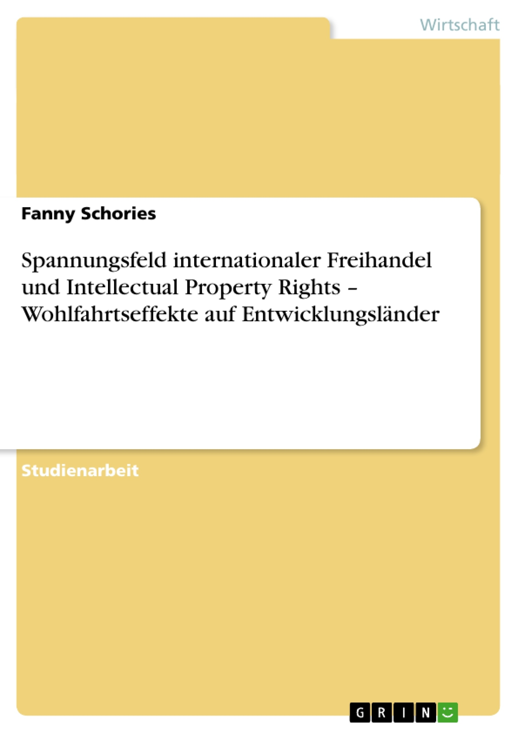 Copyright and intellectual property policies
