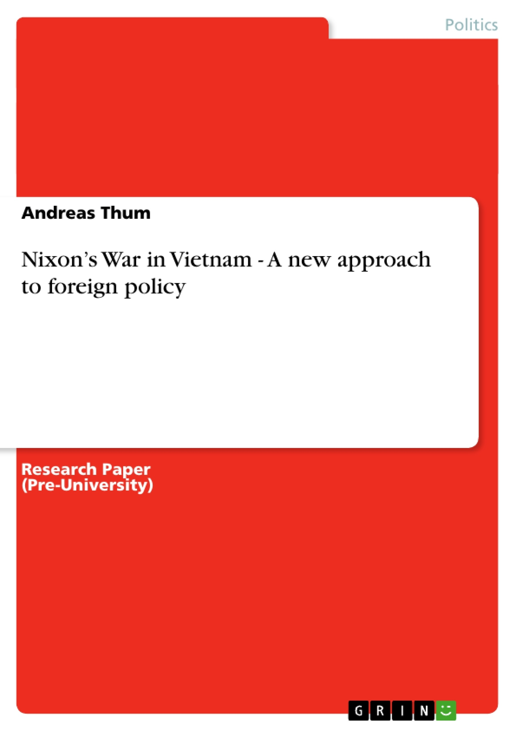 essays on american foreign policy With this transformation in mind, this paper will discuss several key areas in  american foreign policy from the late 1800s to early 1920s at the conclusion of  the.
