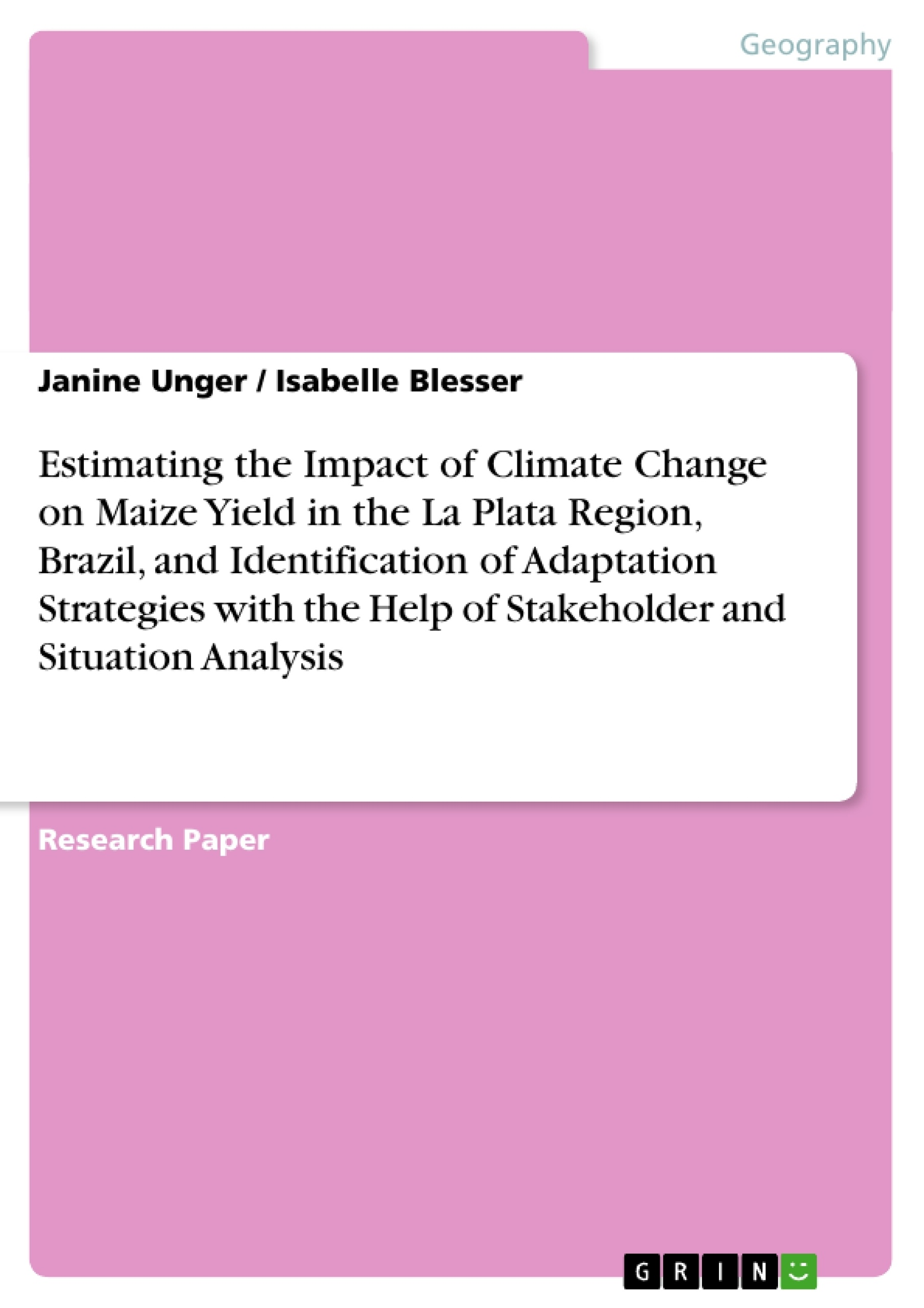 master thesis climate change Msc in public mnagement, university of potsdam bin zhou (2012): urban heat islands: a study based on a vast number of urban agglomerations msc in geography of global change, university of freiburg julia marusczyk (2012): climate change adaptation as a process: cost implications for india's agriculture msc.