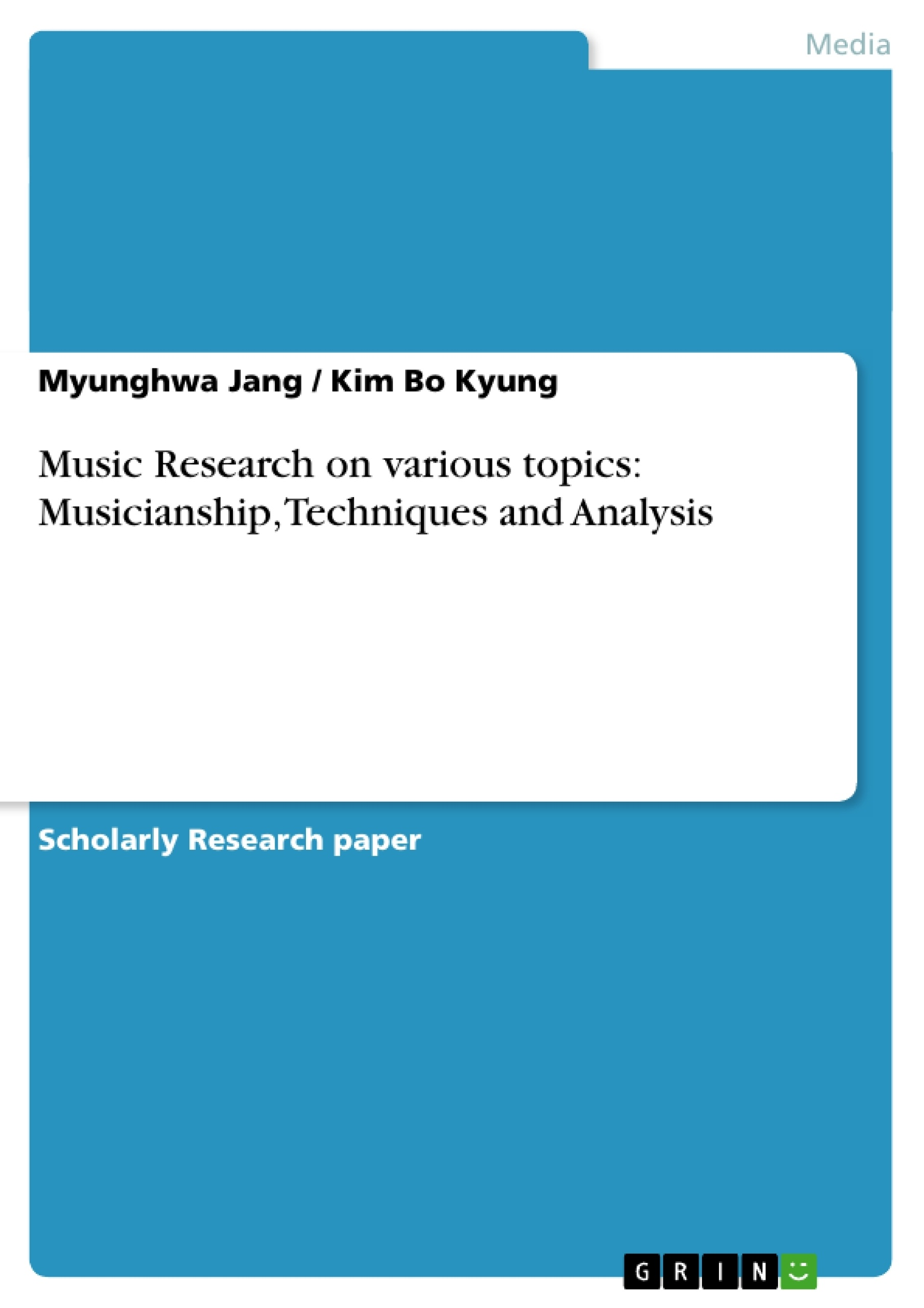 influence of music presentation essay The influence of gospel music this research paper the influence of gospel music and other 64,000+ term papers, college essay examples and free essays are available now on reviewessayscom.