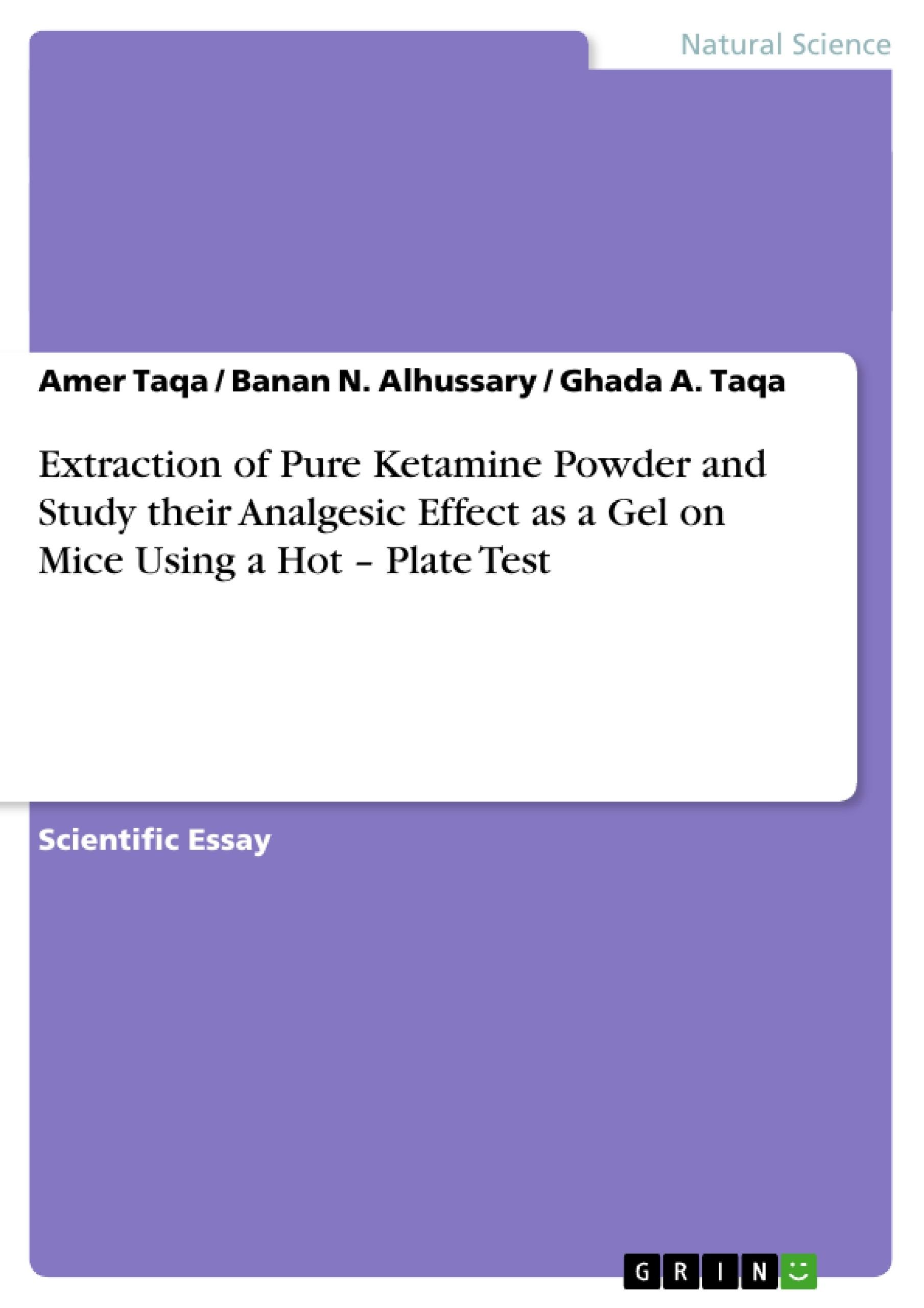 Dissertation awareness under general anesthesia