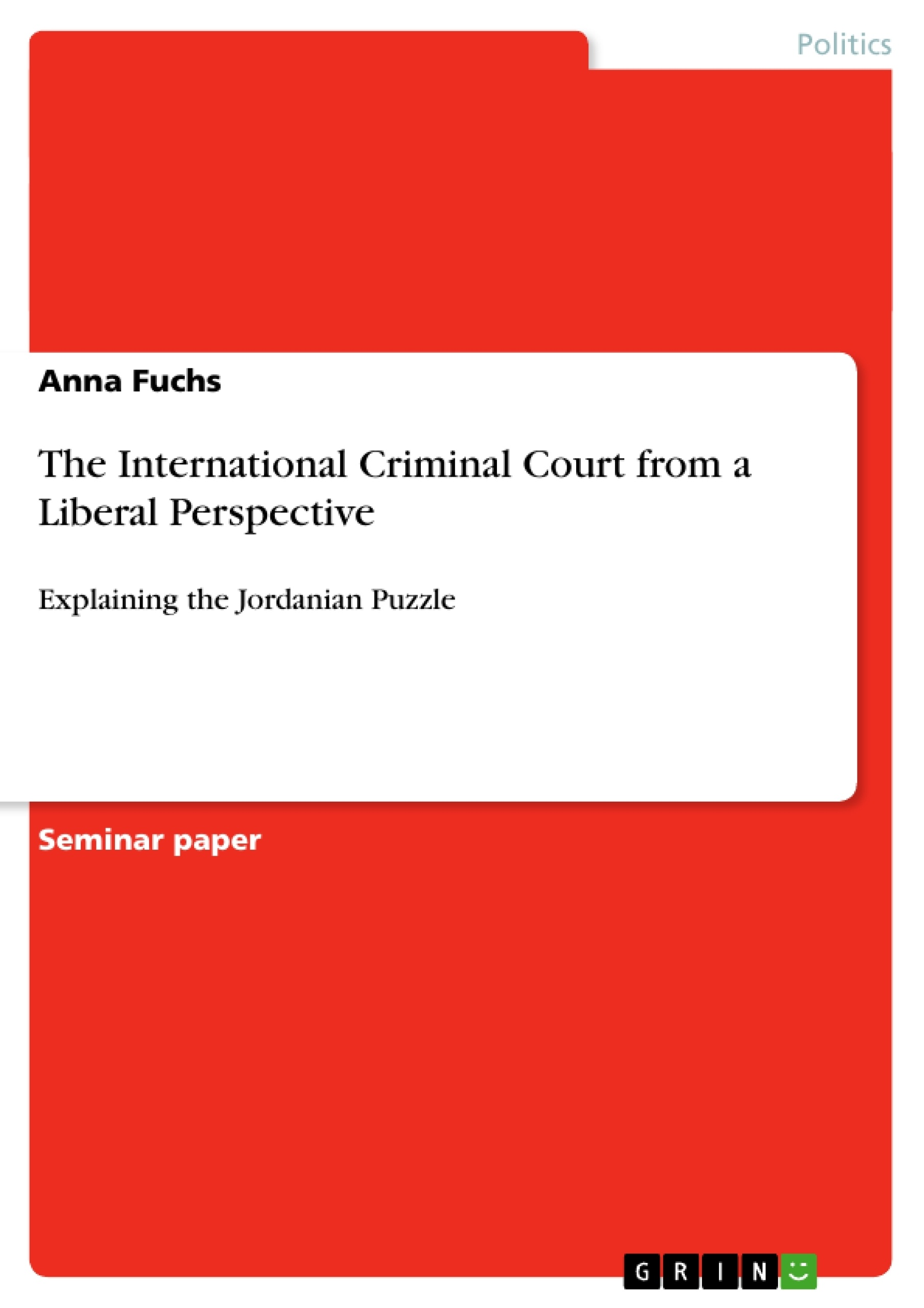 Term papers on international crime ring