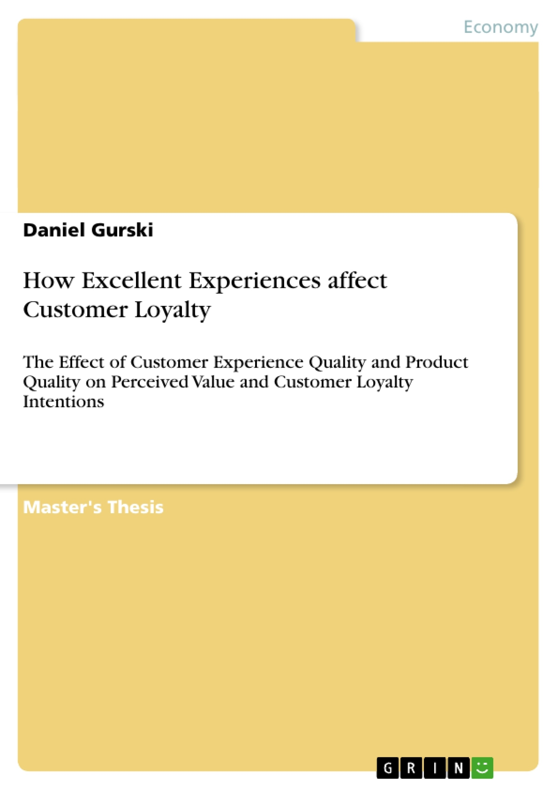 how excellent experiences affect customer loyalty publish your upload your own papers earn money and win an iphone 7