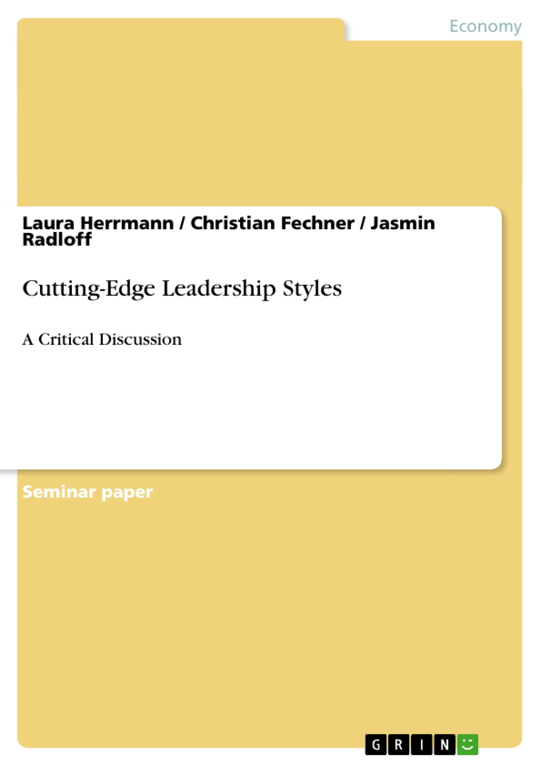 winning essays on leadership