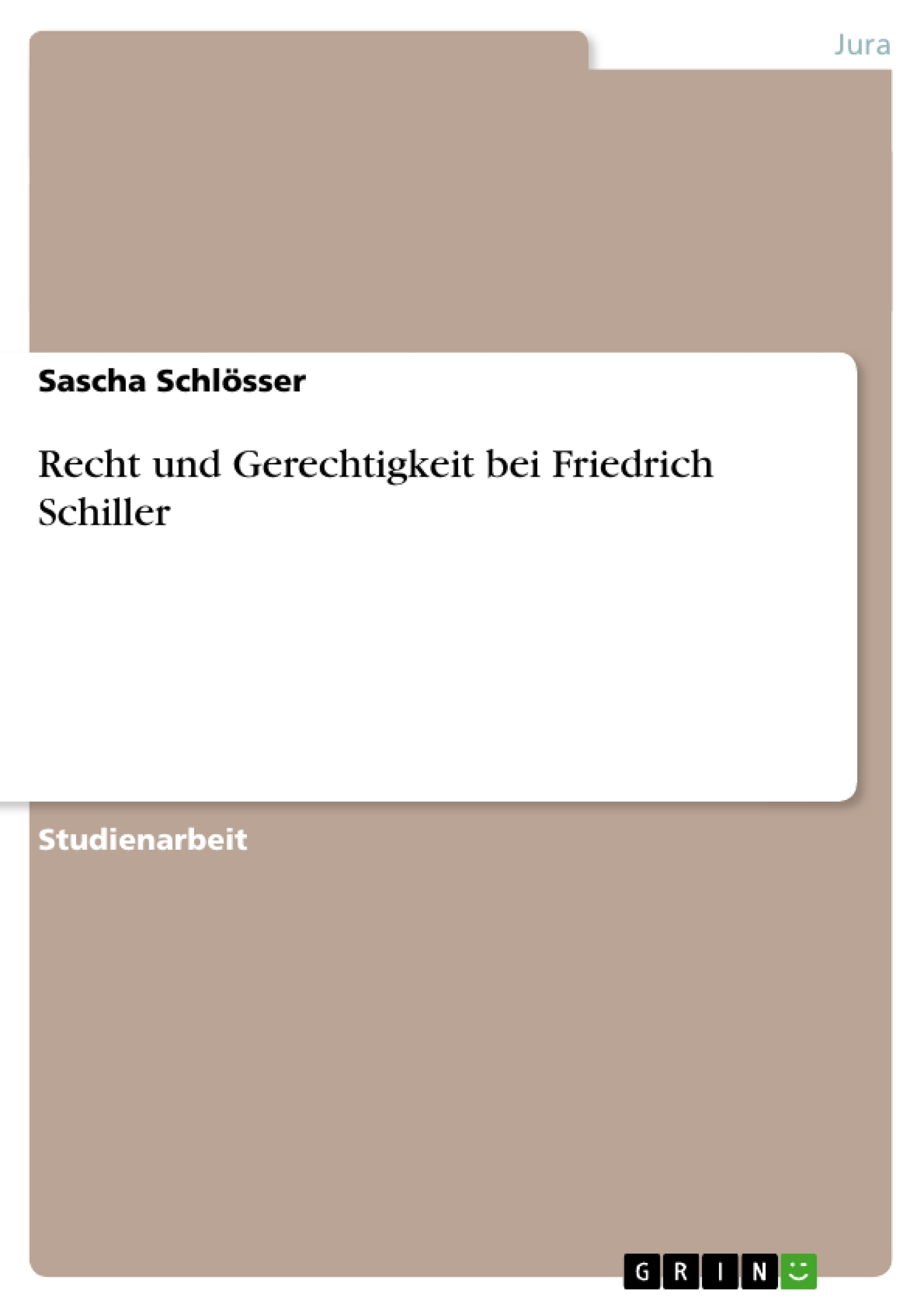friedrich schiller essays Biography on johann christoph friedrich von schiller 1785 words feb 26th, 2018 7 pages from a young age schiller proved to be very successful in academia, and began writing plays while still attending military academy.