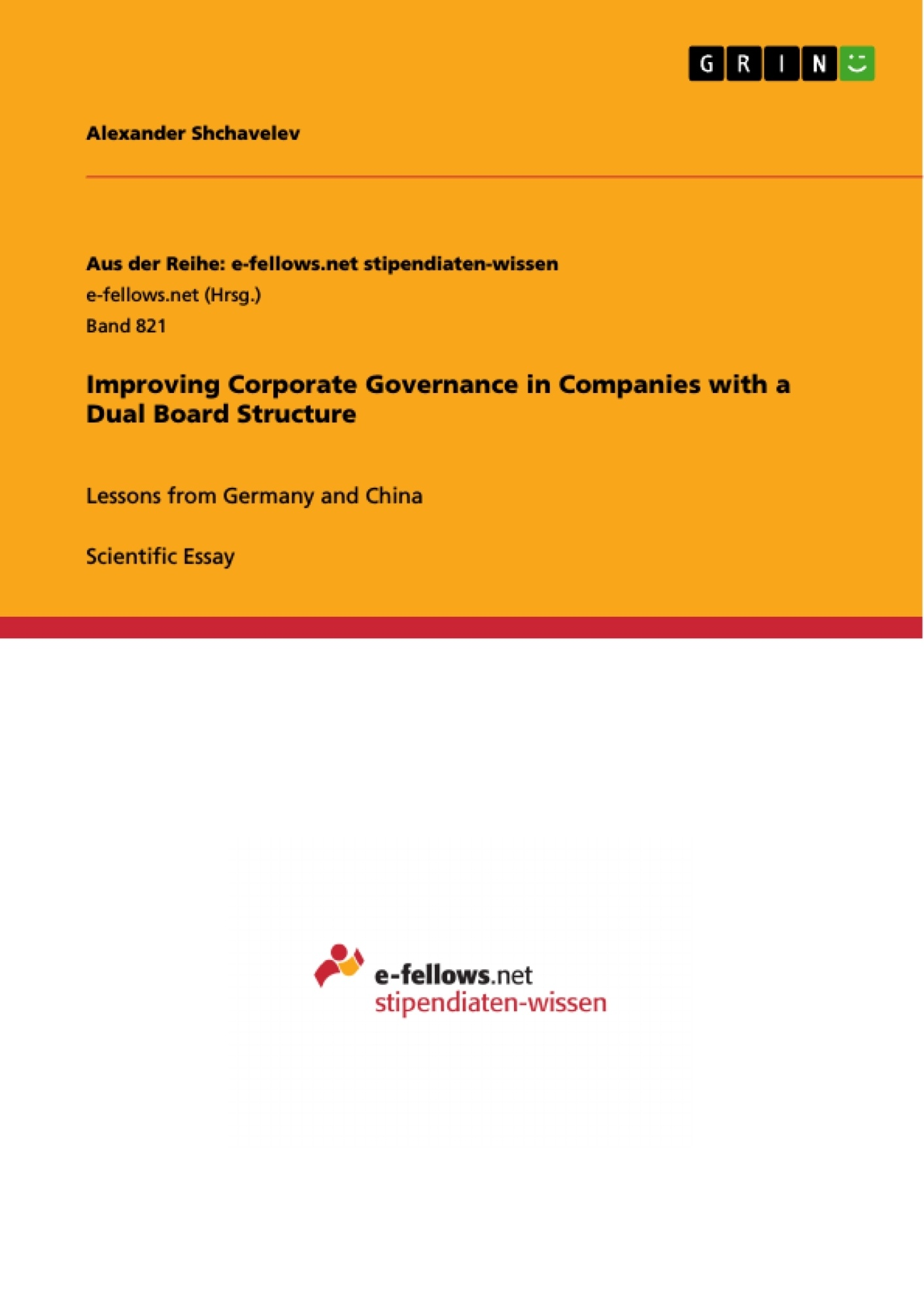 improving corporate governance in companies a dual board upload your own papers earn money and win an iphone 7
