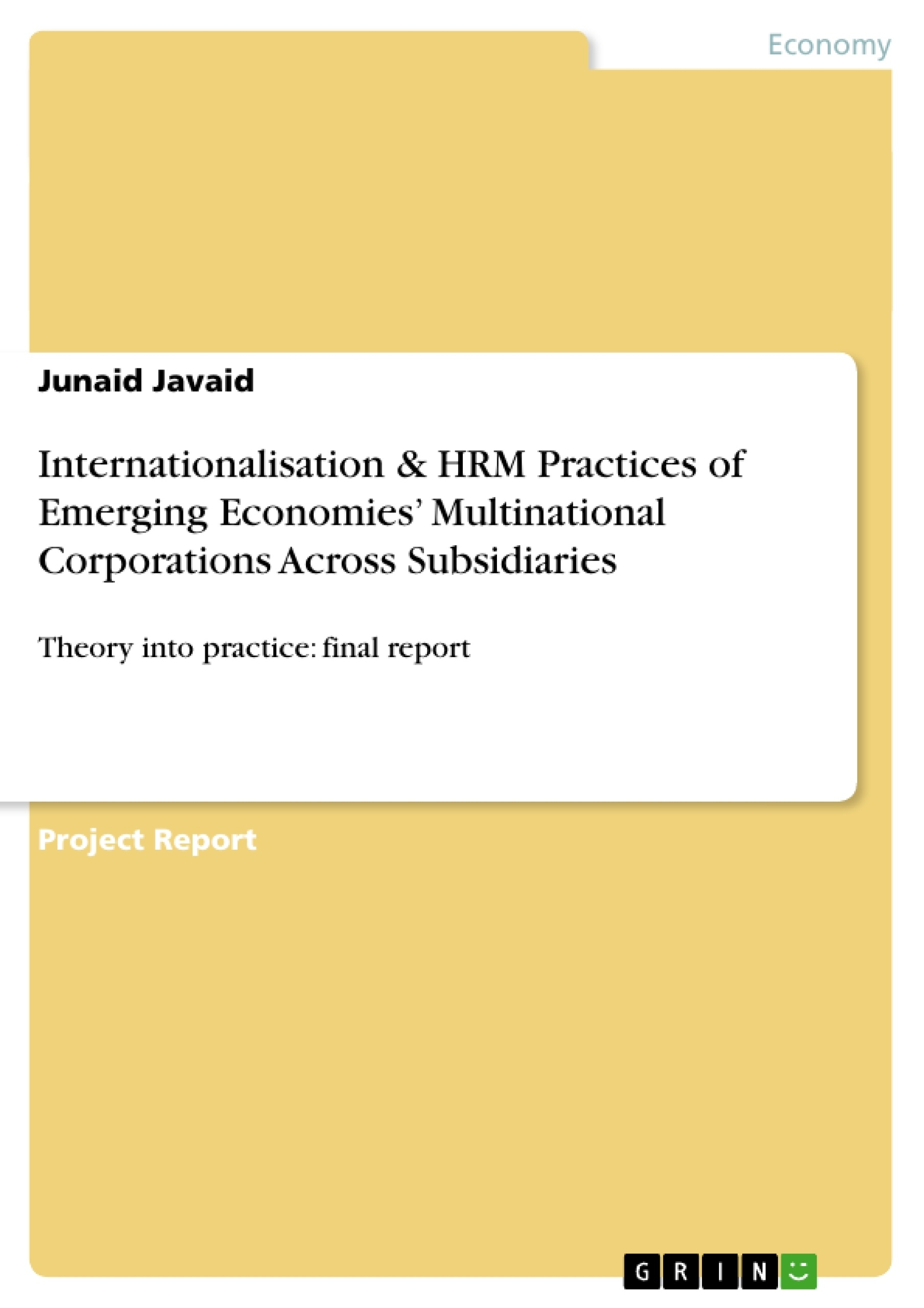 thesis on hrm practices The impact of human resource management on organizational performance of human resource management on organizational good hrm practices.