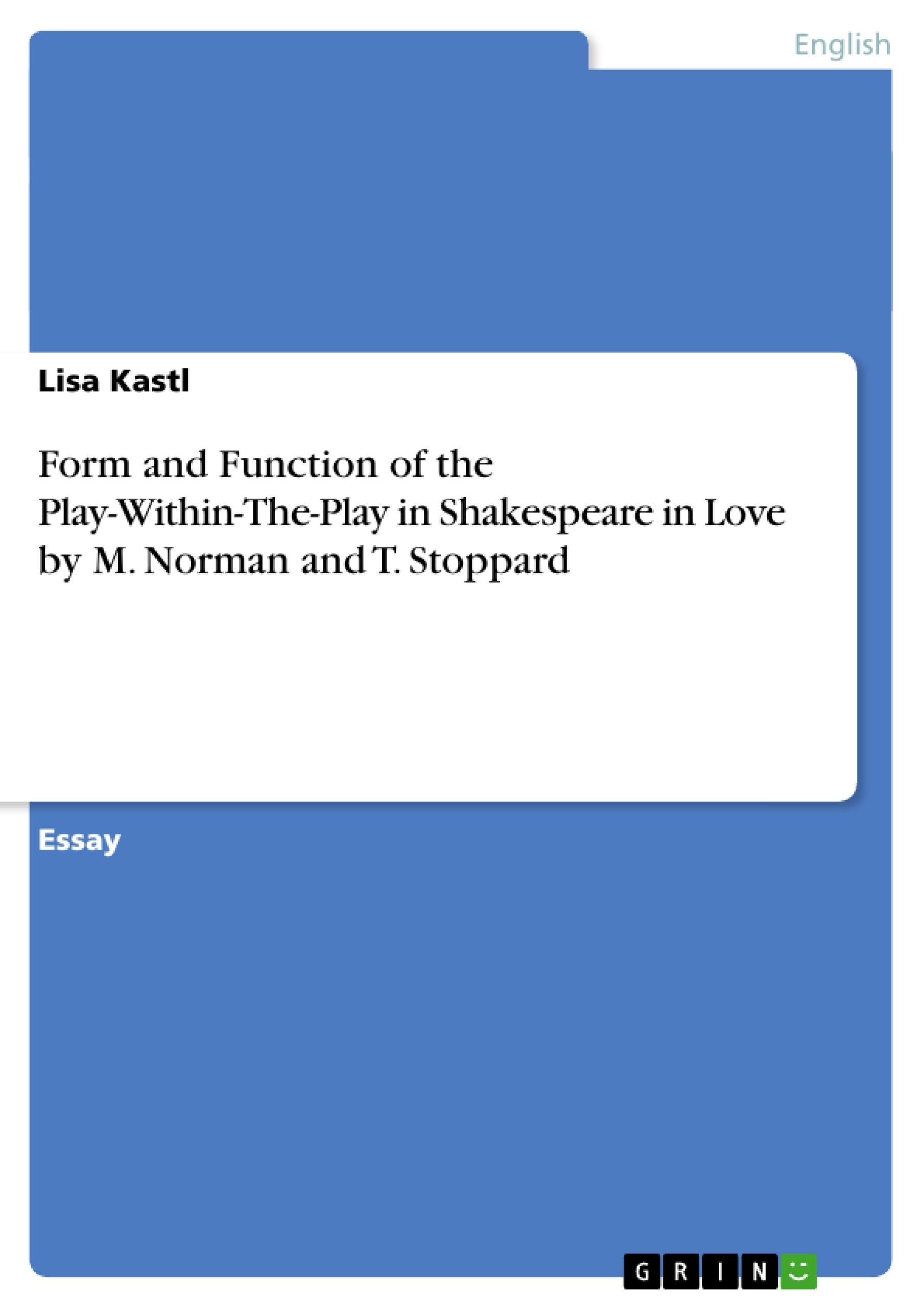 form and function of the play in the play in shakespeare in upload your own papers earn money and win an iphone 7