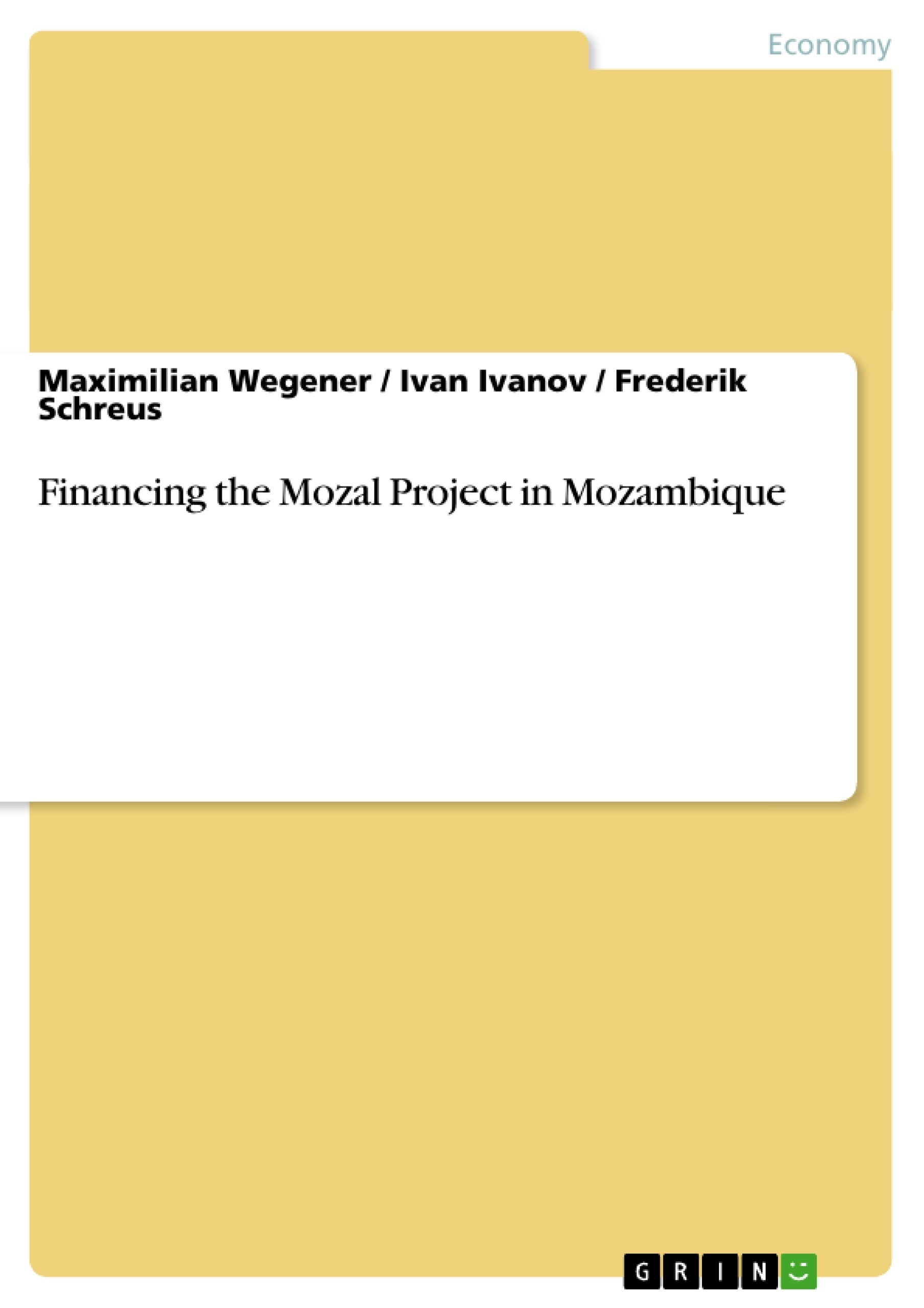 Dissertation Finance Project