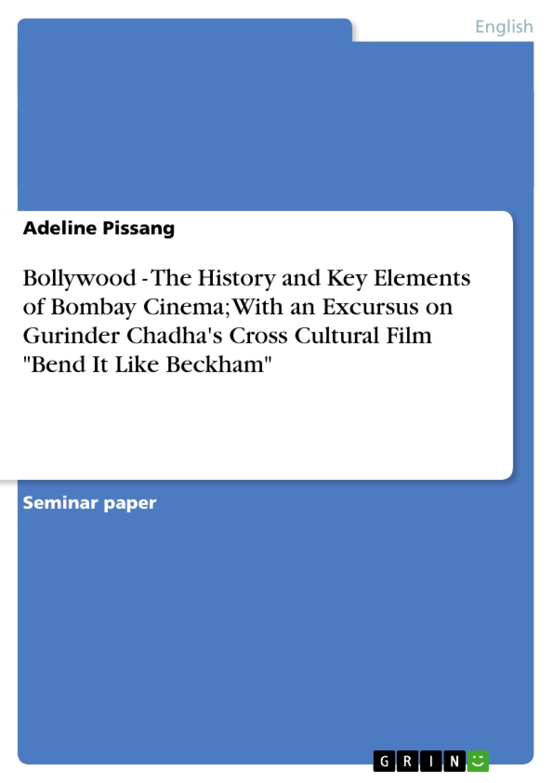bollywood the history and key elements of bombay cinema an upload your own papers earn money and win an iphone 7