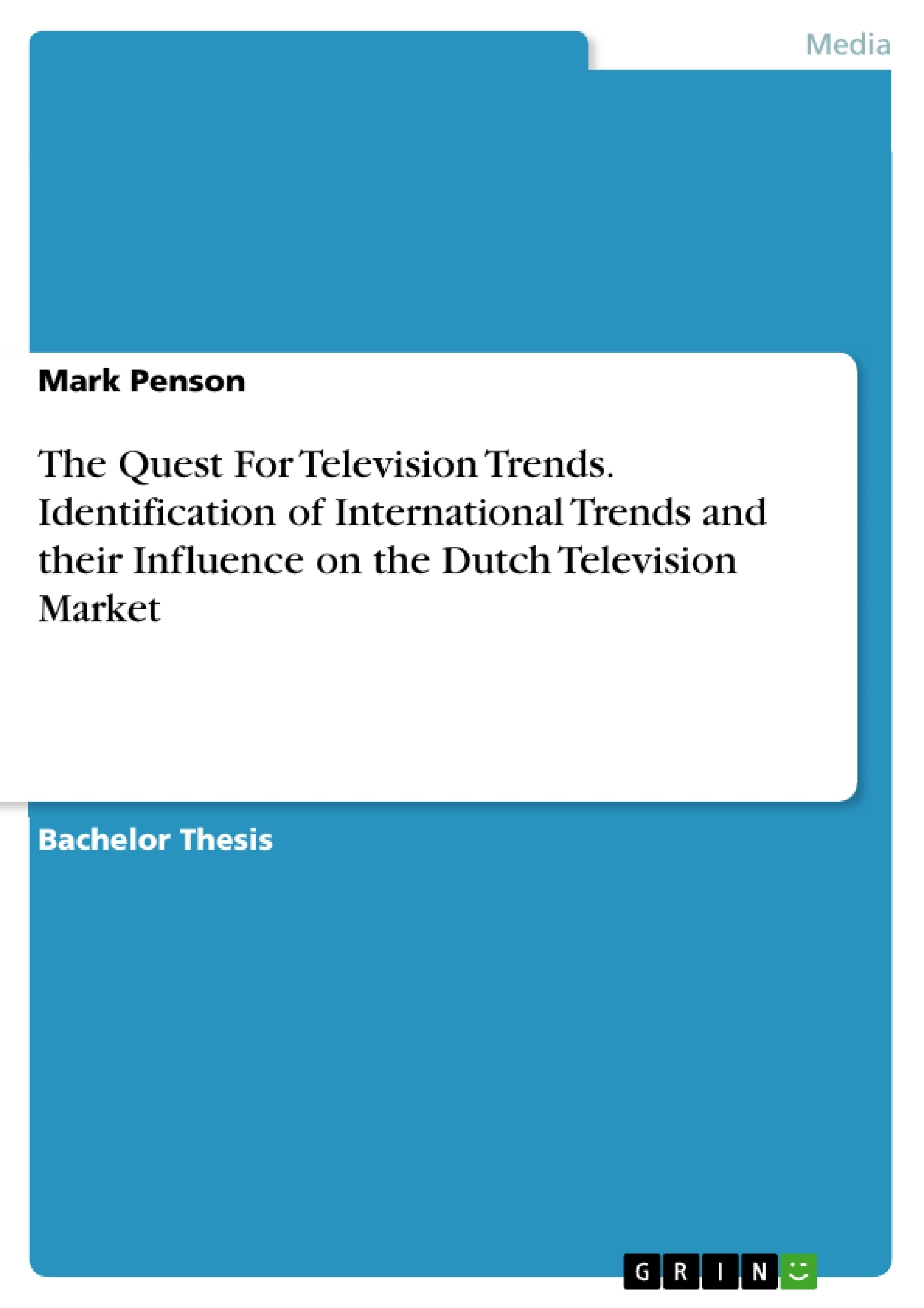online marketing bachelor thesis