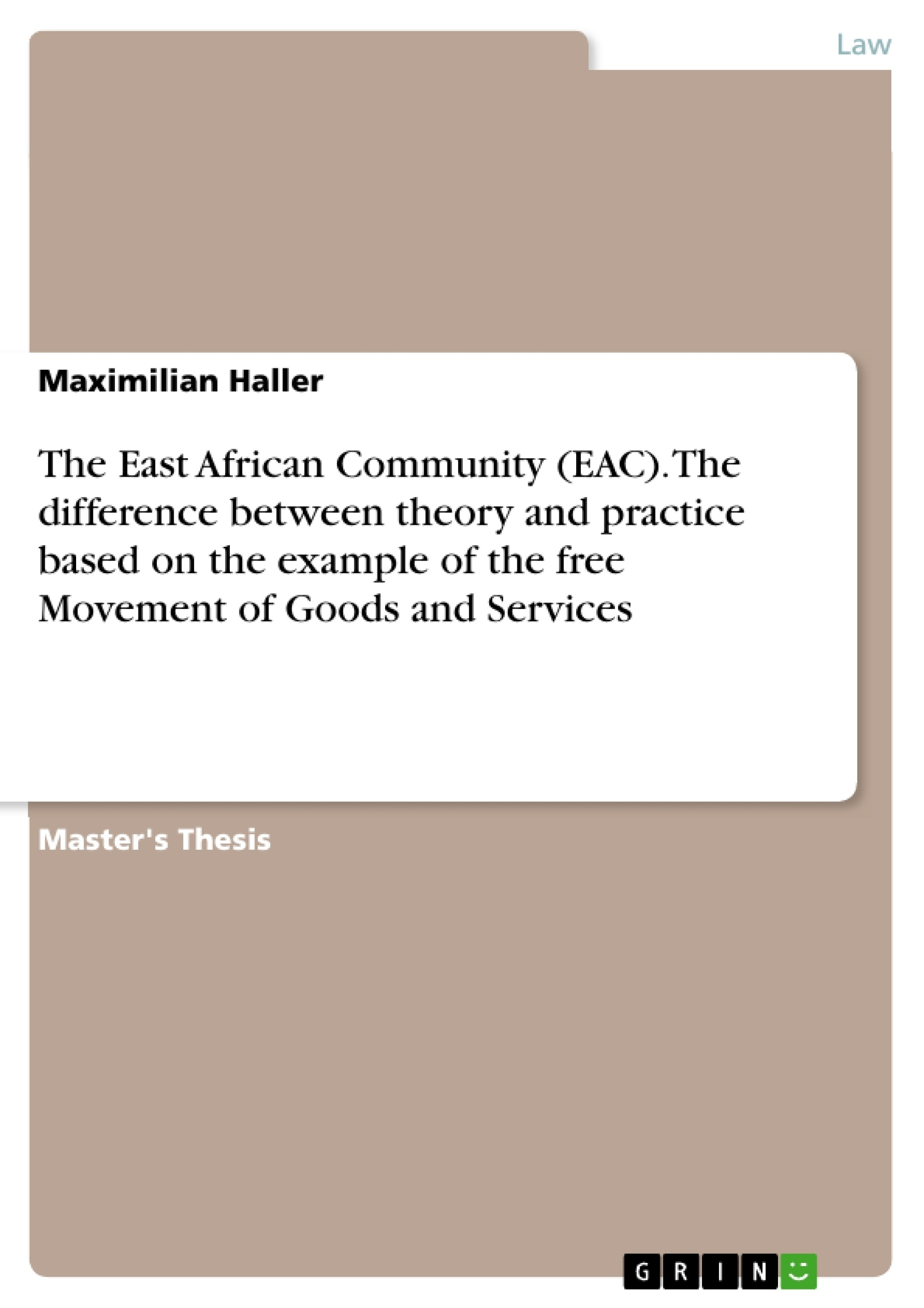 theory thesis difference