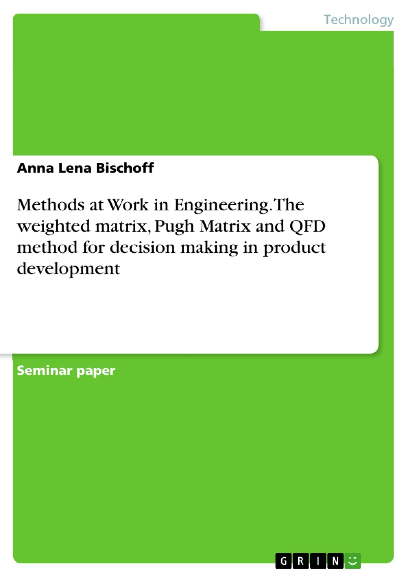 Business dissertation topic quantitative finance
