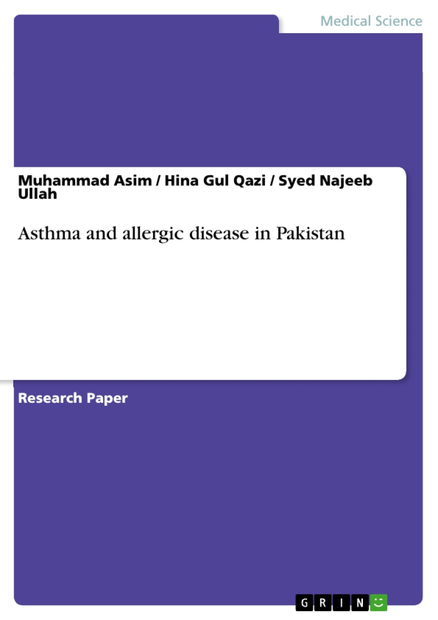 asthma and allergic disease in publish your master s upload your own papers earn money and win an iphone 7
