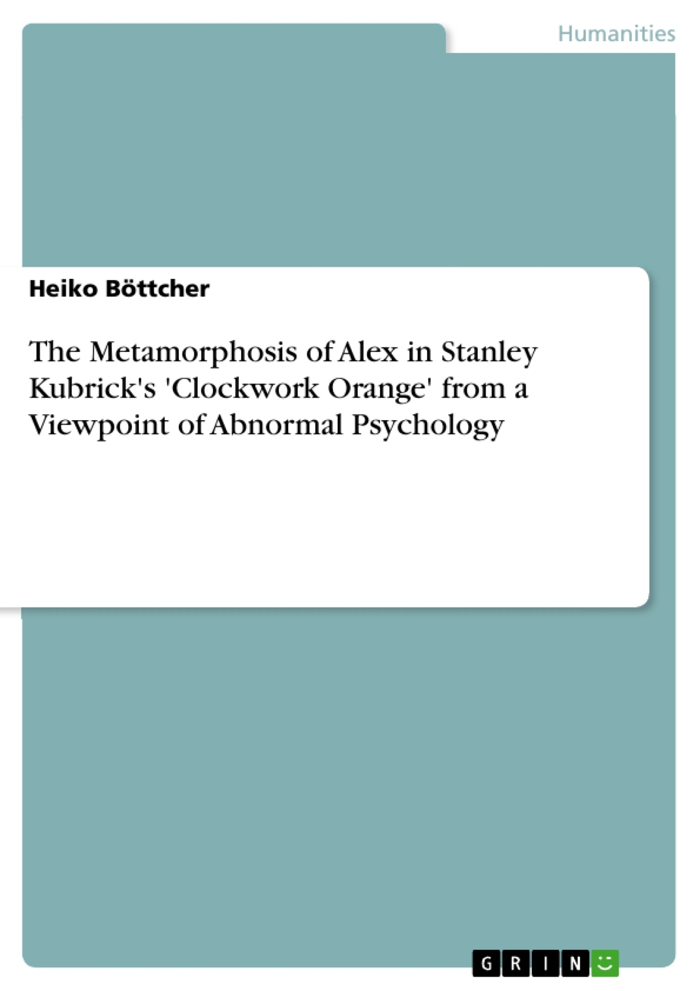 the metamorphosis of alex in stanley kubrick s clockwork orange upload your own papers earn money and win an iphone 7