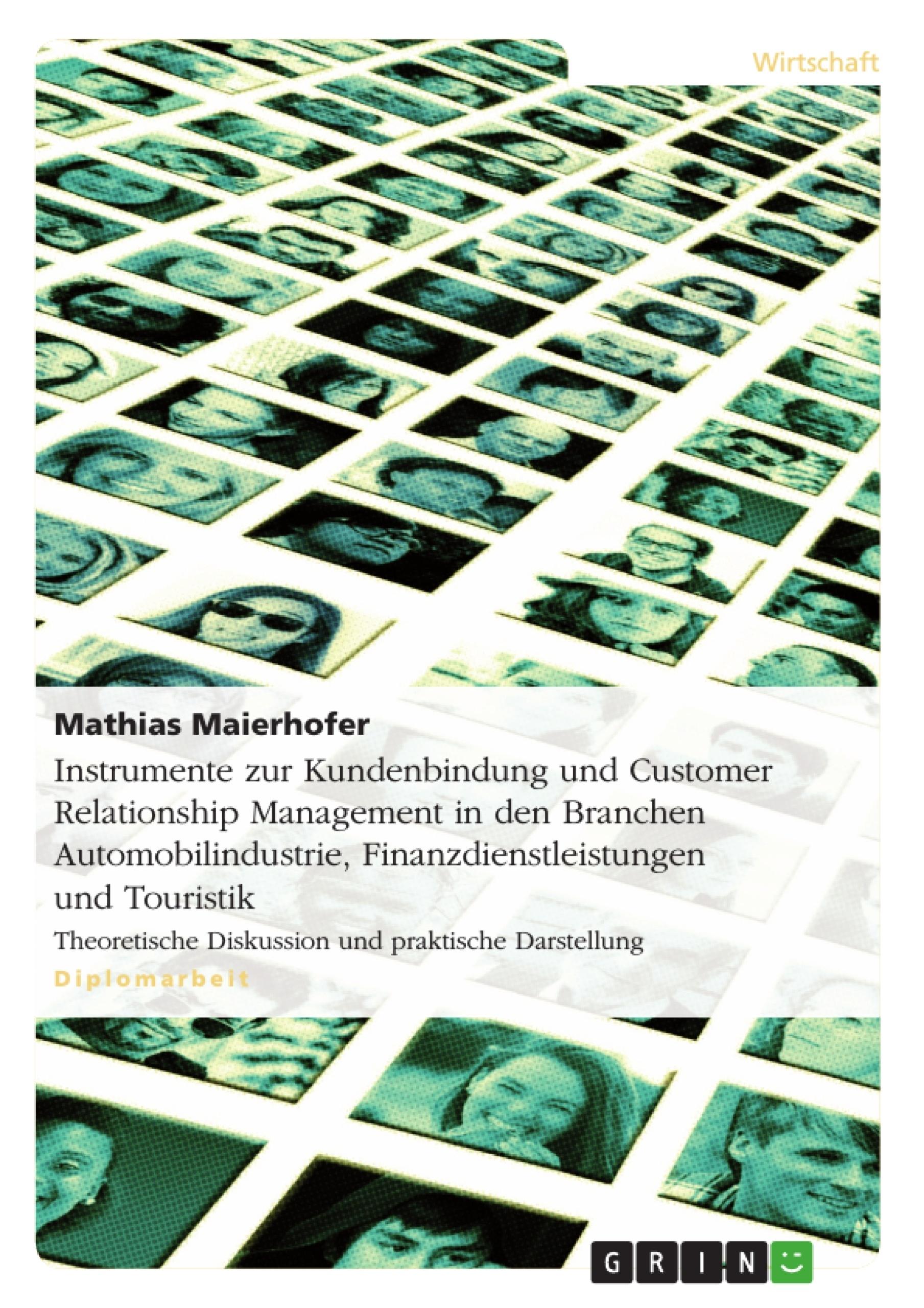 customer relationship marketing kundenzufriedenheit als unternehmerischer erfolgsfaktor