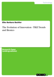 Triz master thesis