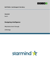 Title: Designing Intelligence