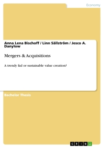 term paper on mergers and acquisitions Mergers and acquisitions essays: over 180,000 mergers and acquisitions essays, mergers and acquisitions term papers, mergers and acquisitions research paper, book.