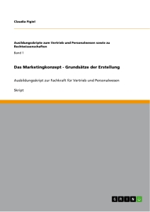 Bachelorarbeit marketingkonzept pdf