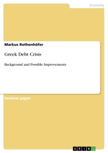 debt crisis in europe thesis By anne applebaum washington post june 29, 2018 there was a moment, at the height of the greek debt crisis in july 2015, when many athenians went to sleep expecting to wake up in a different country.
