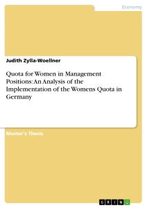 THESIS IN GERMANY