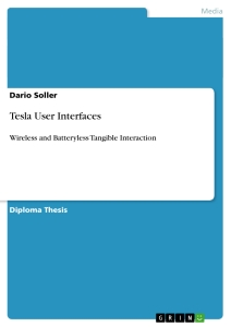Title: Tesla User Interfaces