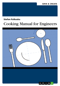 Title: Cooking Manual for Engineers