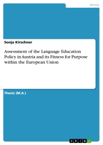 purpose of assessment in education pdf