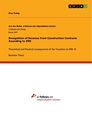 Title: Recognition of Revenue From Construction Contracts According to IFRS