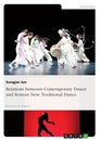 Title: Relations between Contemporary Dance and Korean New Traditional Dance