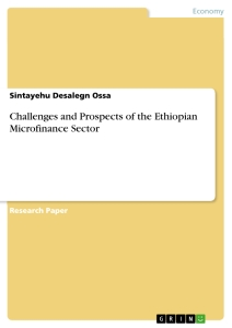 Microfinance research papers pdf