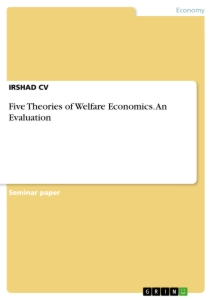 essay on welfare economics Download thesis statement on welfare reform in our database or order an original thesis paper that will be written by one of our staff writers and.