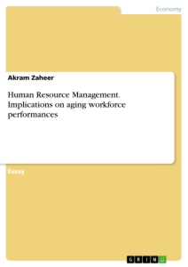 free essay on population a human resource management