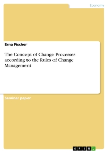 Concept of change essay