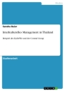 Titel: Interkulturelles Management in Thailand