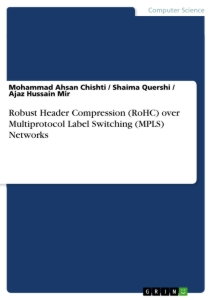 Title: Robust Header Compression (RoHC) over Multiprotocol Label Switching (MPLS) Networks