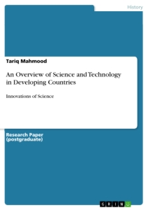 Title: An Overview of Science and Technology in Developing Countries