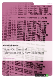 Title: Video On Demand - Television For A New Millenium