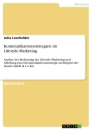 Title: Kommunikationsstrategien im Lifestyle-Marketing