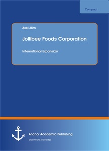 Jollibee Foods Corp. (A): International Expansion Case Solution & Answer