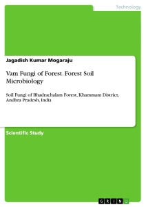 Titel: Vam Fungi of Forest. Forest Soil Microbiology