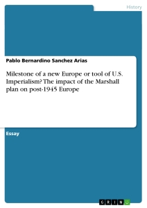 Essay on imperialism and its impact